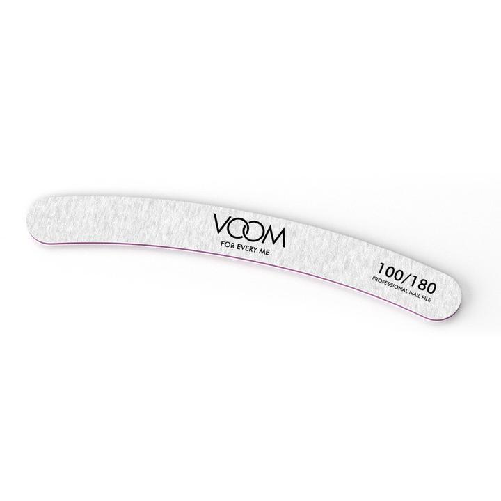 VOOM Accessories - Nail File - Banana 100/180