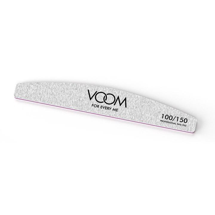 VOOM Accessories - Nail File - Crescent 100/150