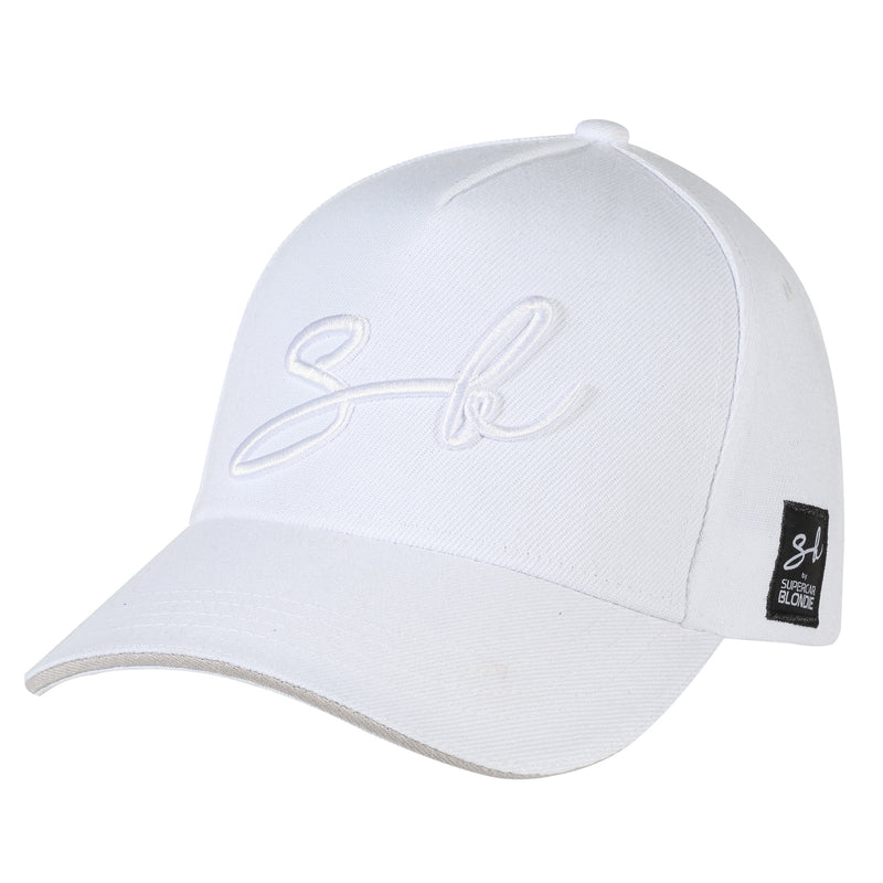 SB Signature Cap - White