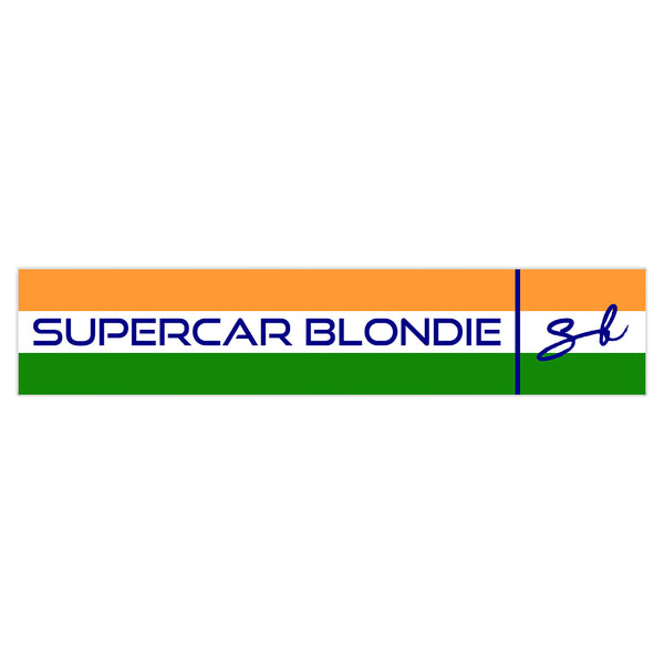 India SB World Edition Sticker