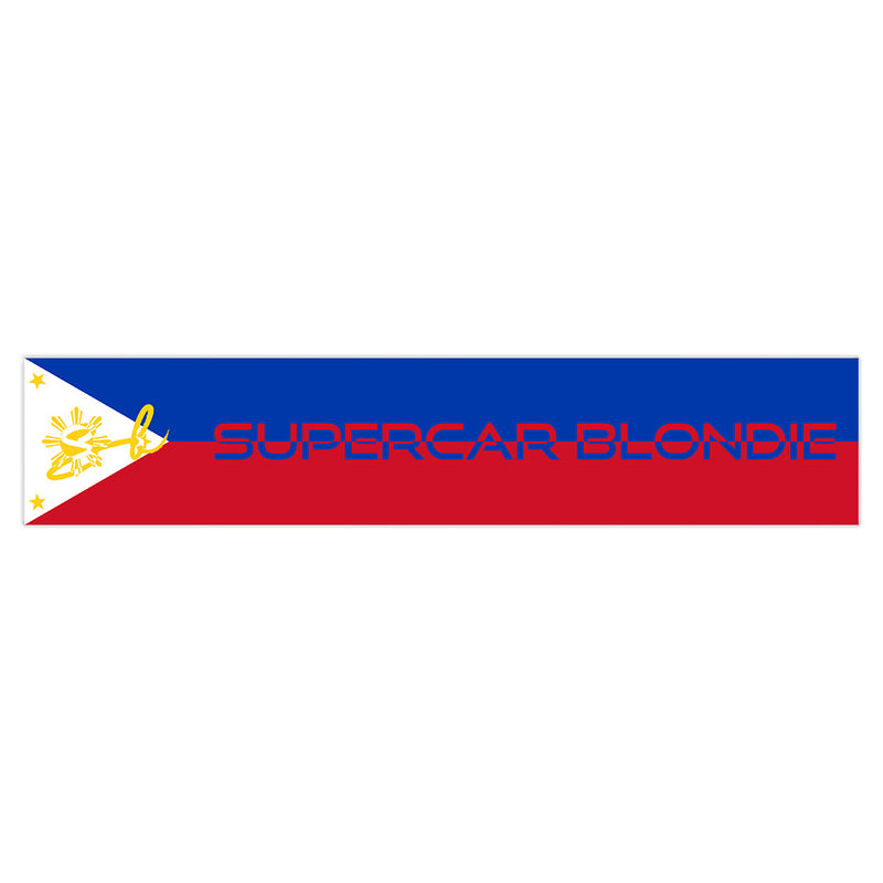 Philippines SB World Edition Sticker
