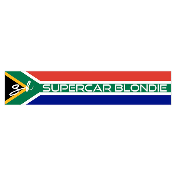 South Africa SB World Edition Sticker