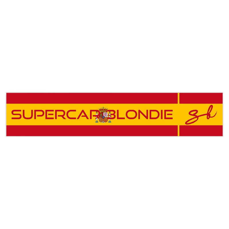 Spain SB World Edition Sticker