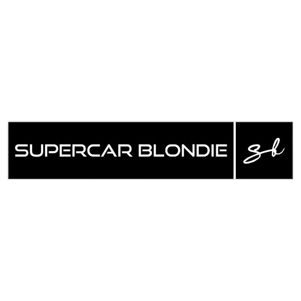 SB Car Bumper Sticker