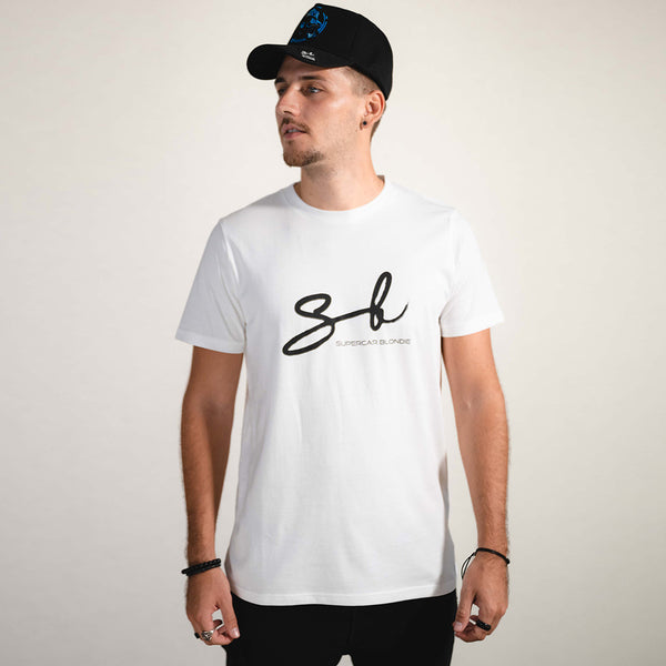 SB T-Shirt in White