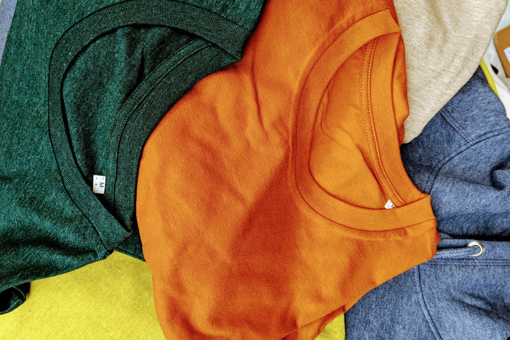 9 Sustainable Fabric Choices for T-shirt Printing