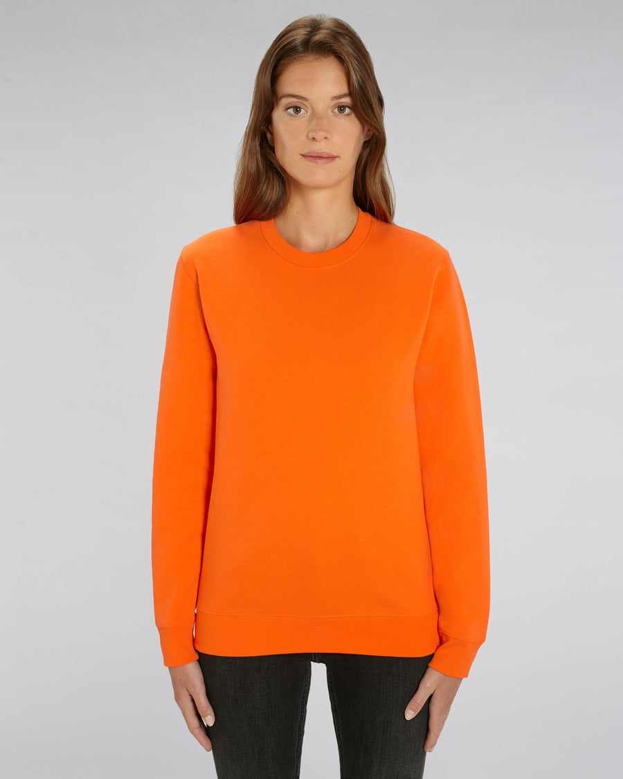 Stanley Stella Changer Sweater Bright Orange