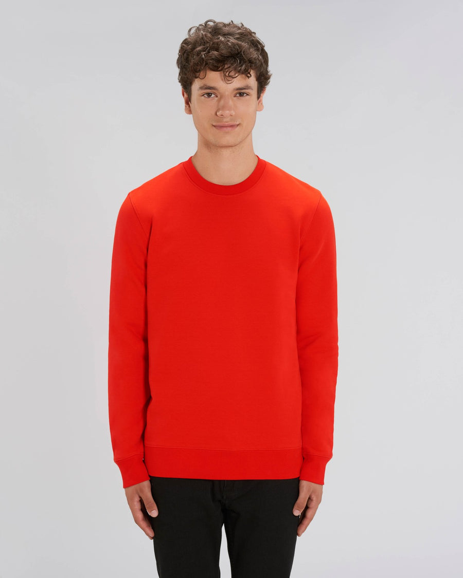 Stanley Stella Changer Sweater Bright Red