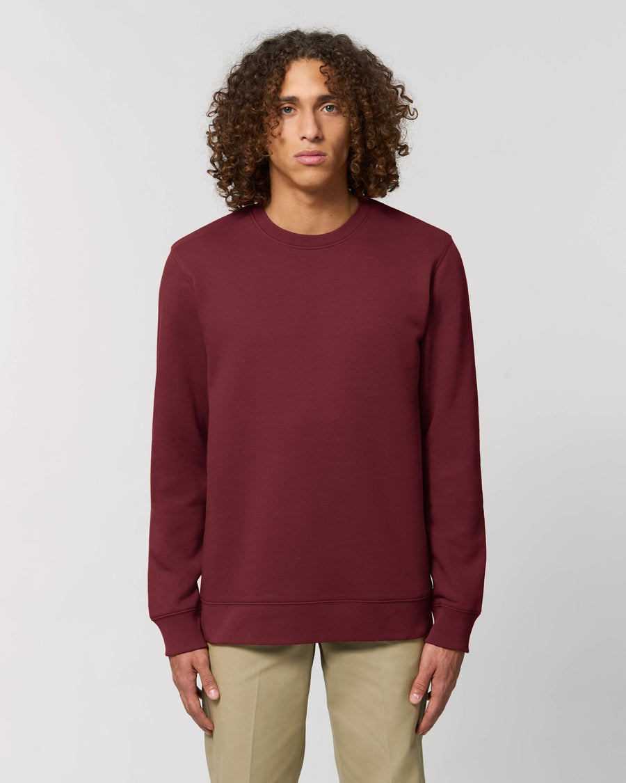 Stanley Stella Changer Sweater Burgundy