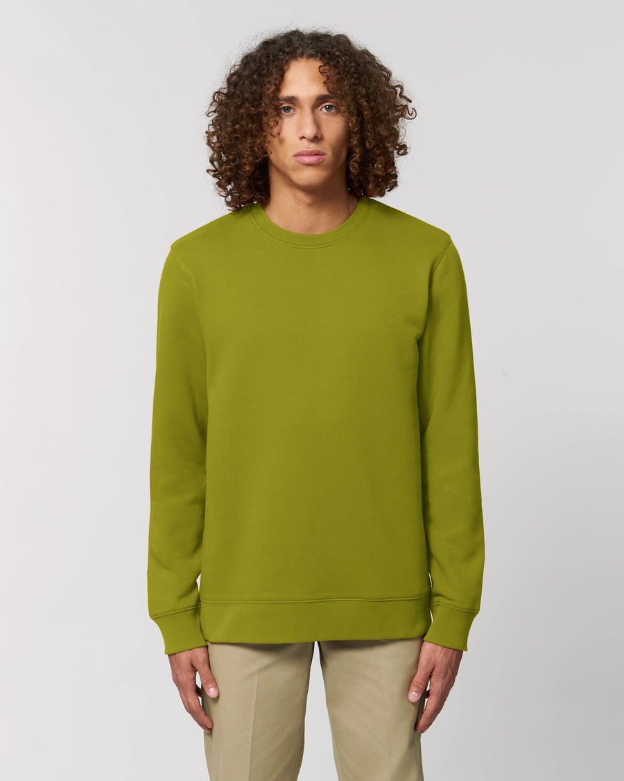 Stanley Stella Changer Sweater Moss Green
