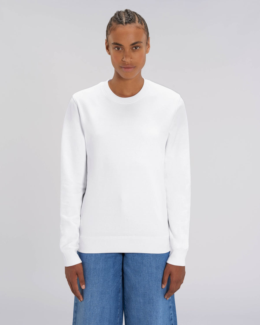 Stanley Stella Changer Sweater White