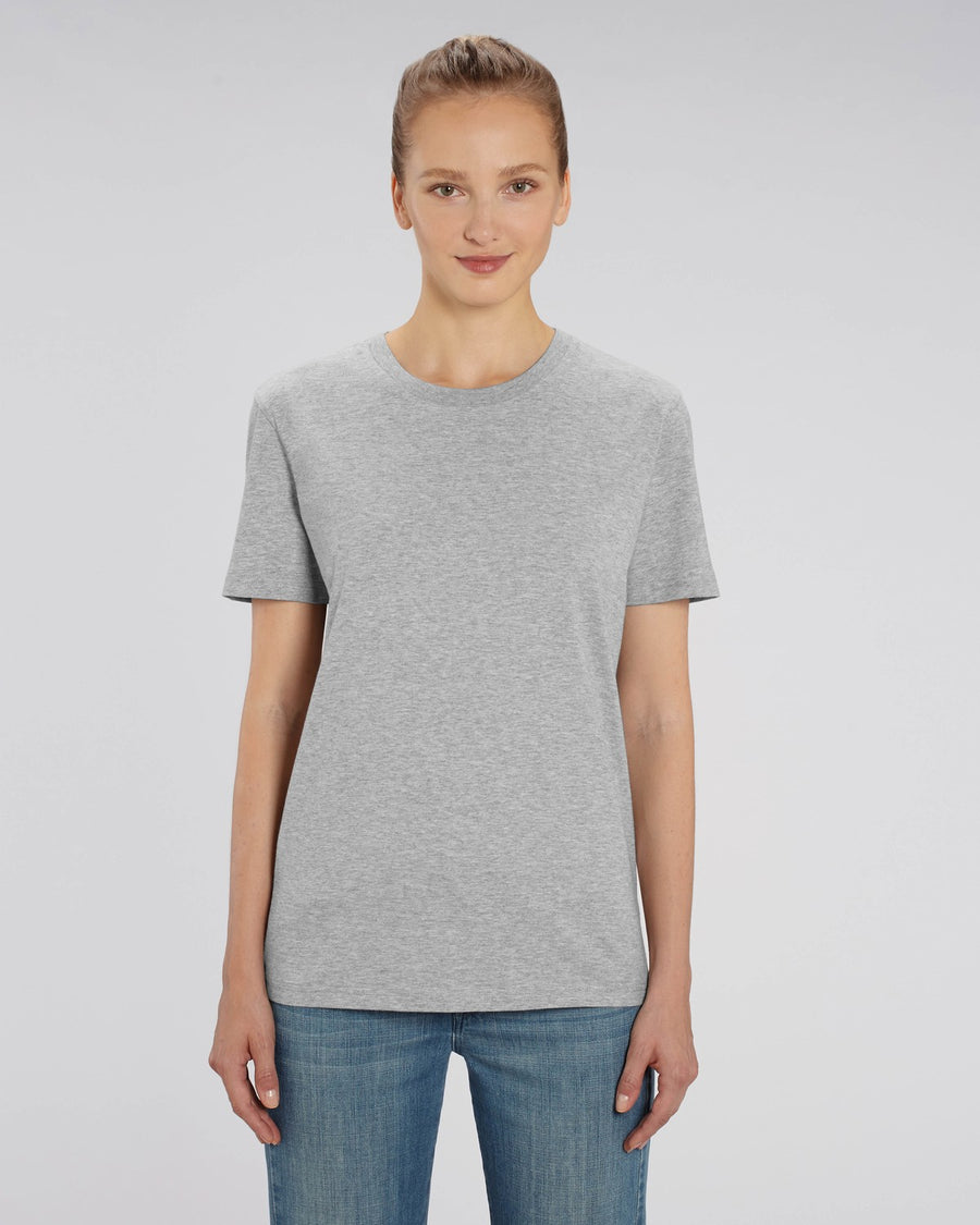 Stanley Stella Creator Unisex T-Shirt Heather Grey
