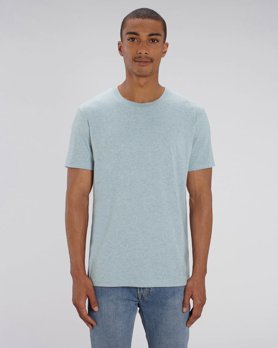 Stanley Stella Creator Unisex T-Shirt Heather Ice Blue