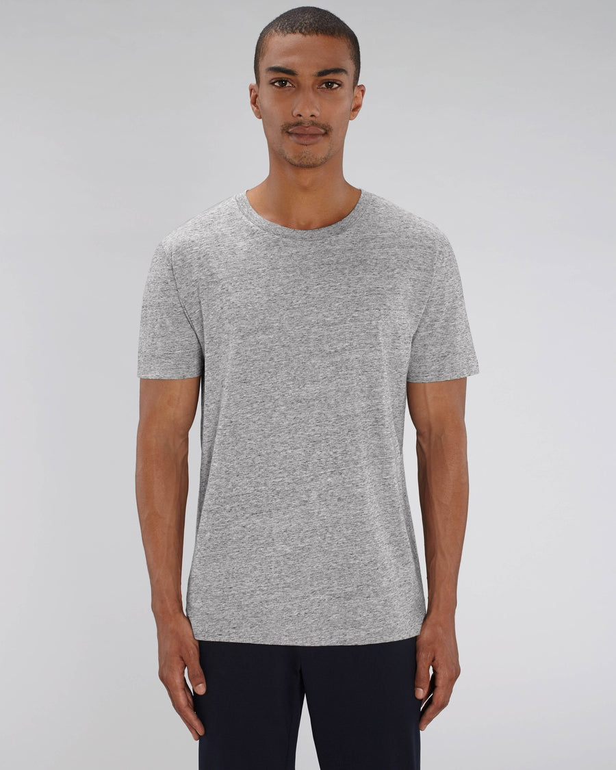 Stanley Stella Creator Unisex T-Shirt Slub Heather Grey