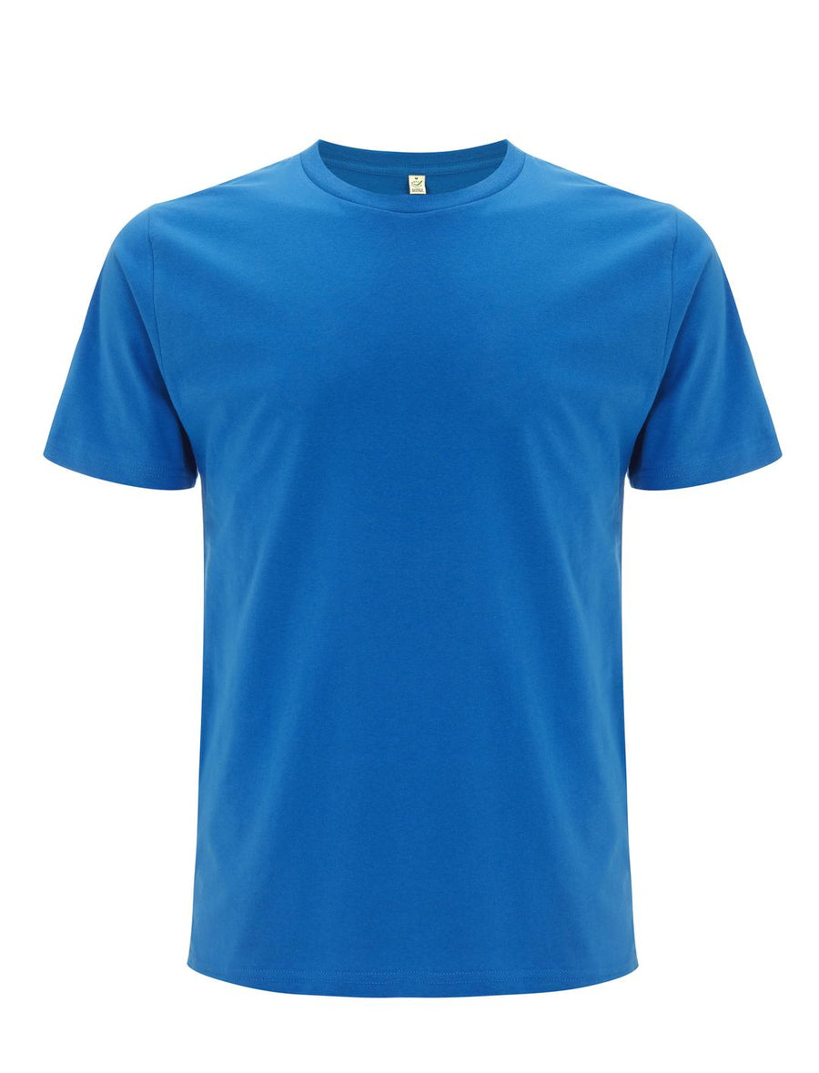 Continental Clothing EP01Men's Unisex T-Shirt Bright Blue