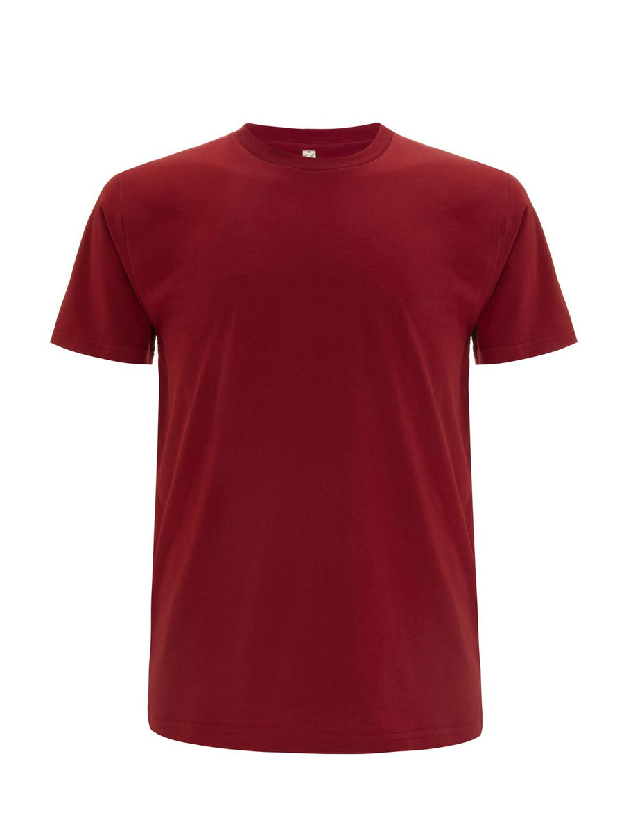 Continental Clothing EP01Men's Unisex T-Shirt Dark Red