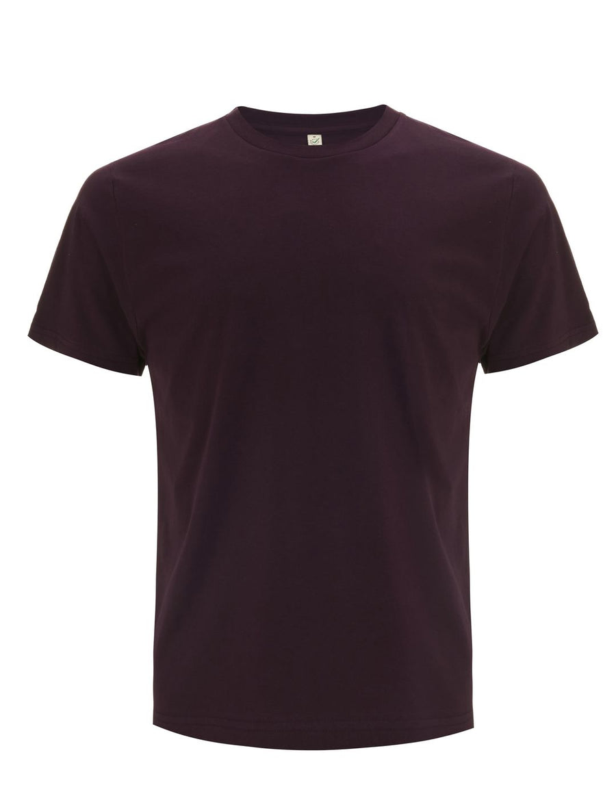 Continental Clothing EP01Men's Unisex T-Shirt Eggplant
