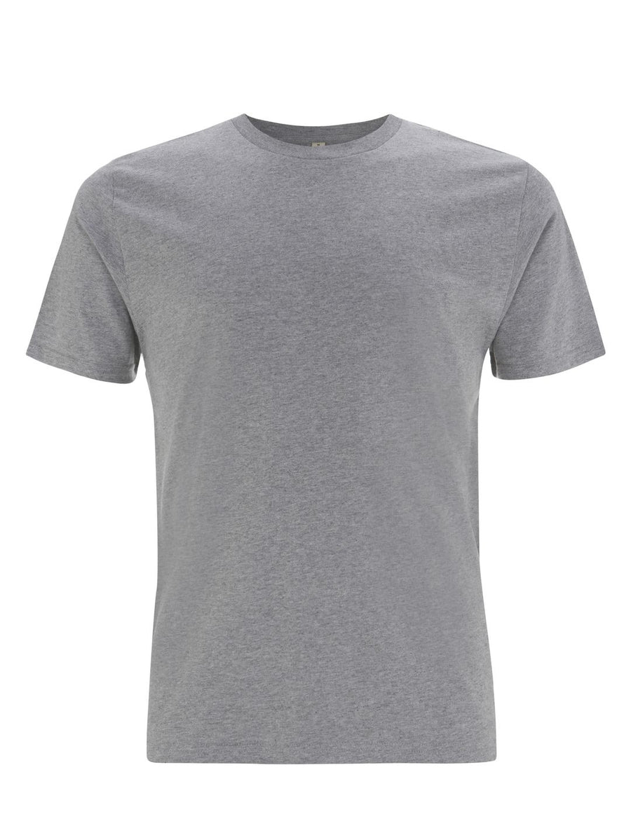 Continental Clothing EP01Men's Unisex T-Shirt Melange Grey