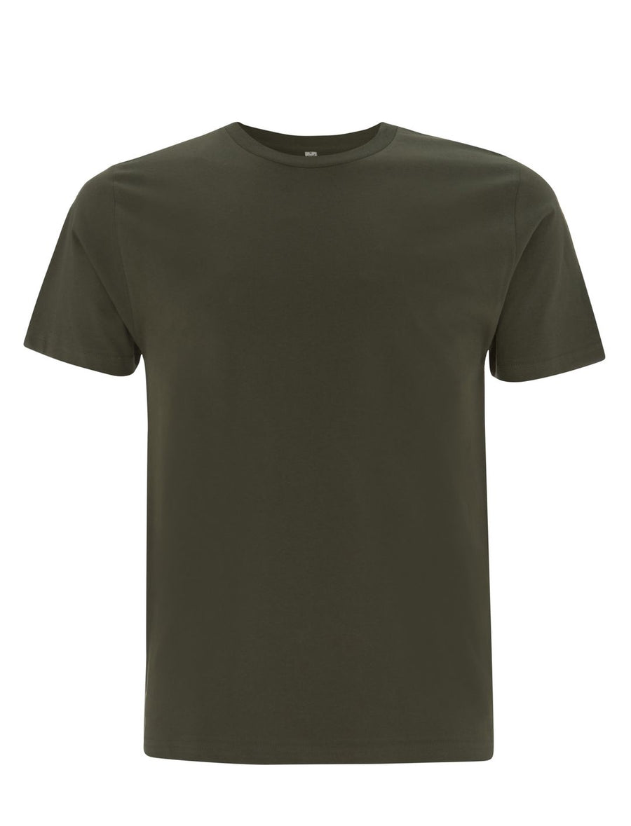 Continental Clothing EP01Men's Unisex T-Shirt Moss Green