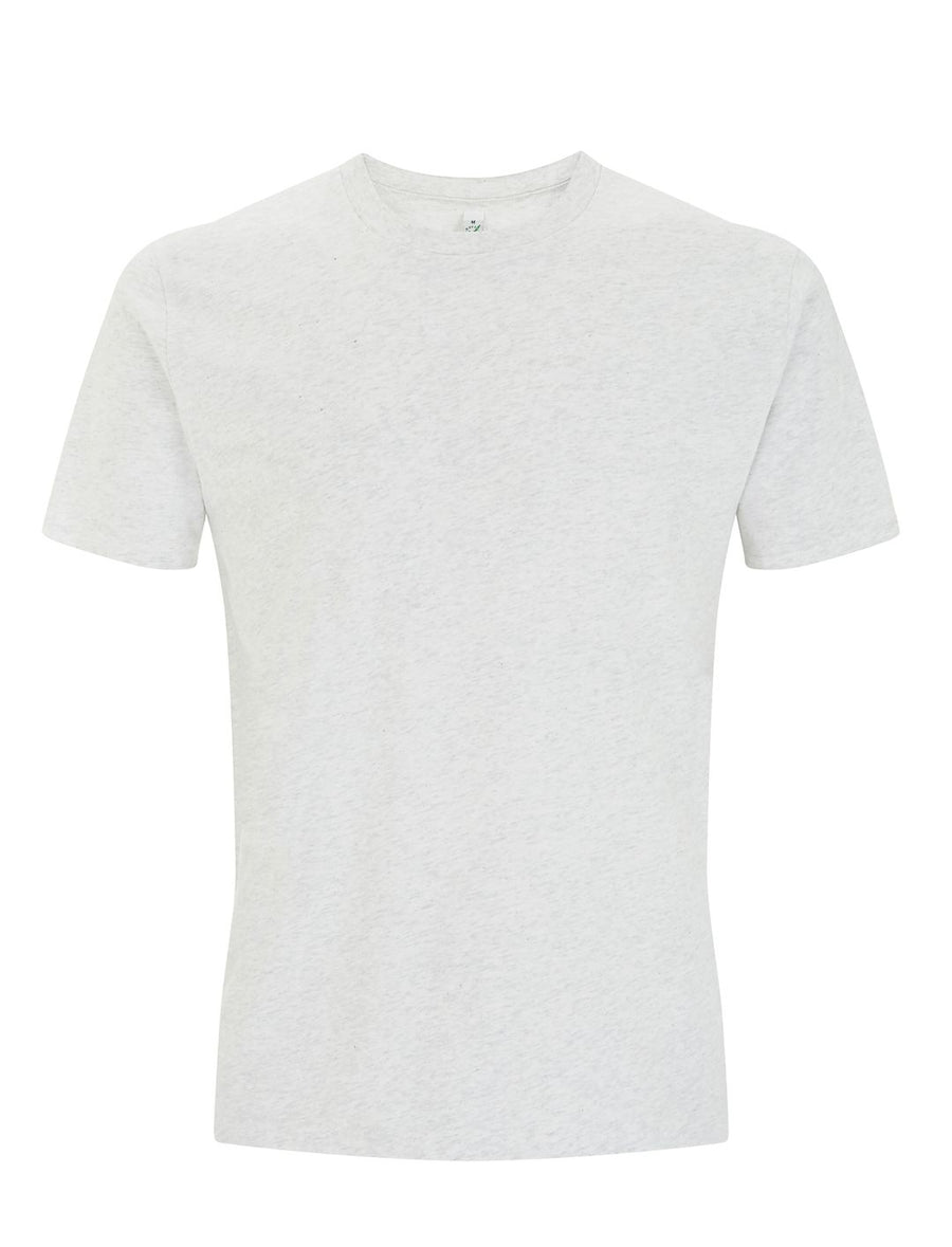 Continental Clothing EP01Men's Unisex T-Shirt Melange White