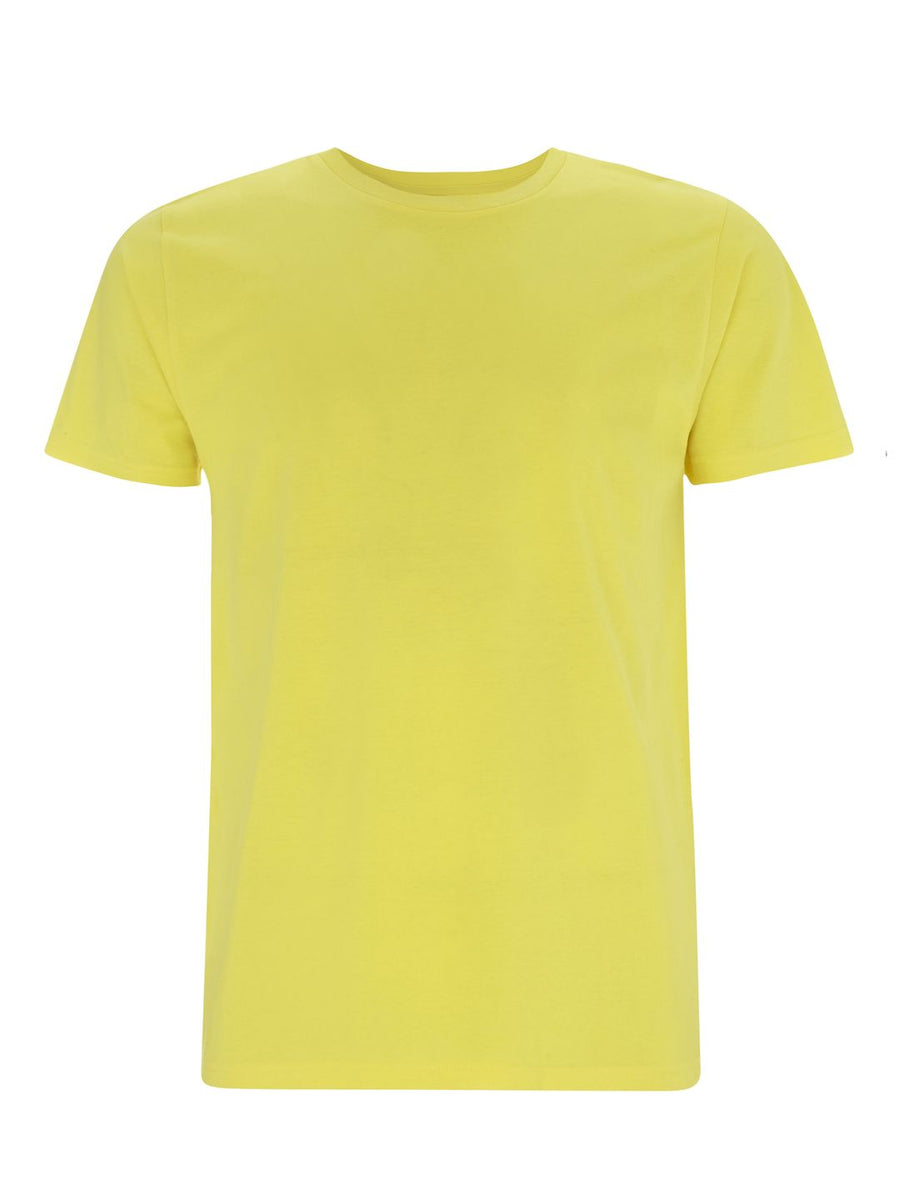 Continental Clothing EP01Men's Unisex T-Shirt Yellow