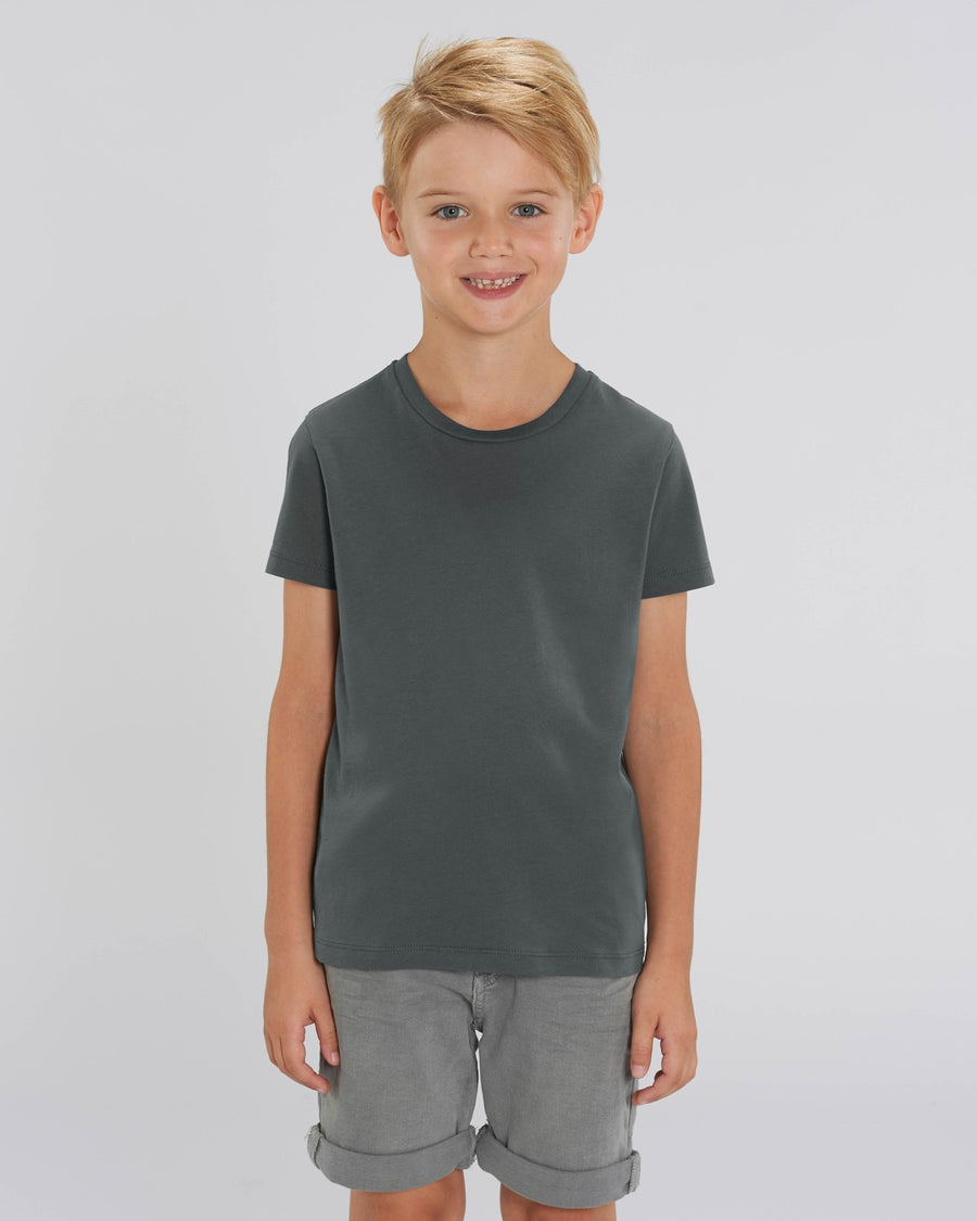 Stanley Stella Mini Creator Kid's T-Shirt Anthracite