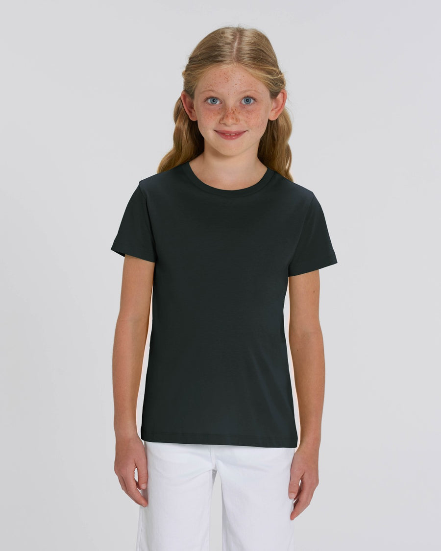Stanley Stella Mini Creator Kid's T-Shirt Black