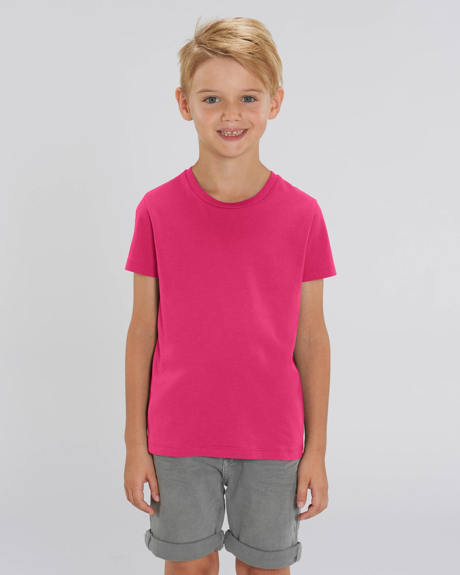Stanley Stella Mini Creator Kid's T-Shirt Raspberry