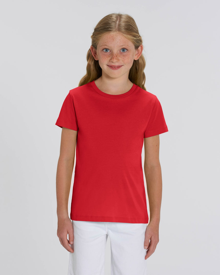Stanley Stella Mini Creator Kid's T-Shirt Red