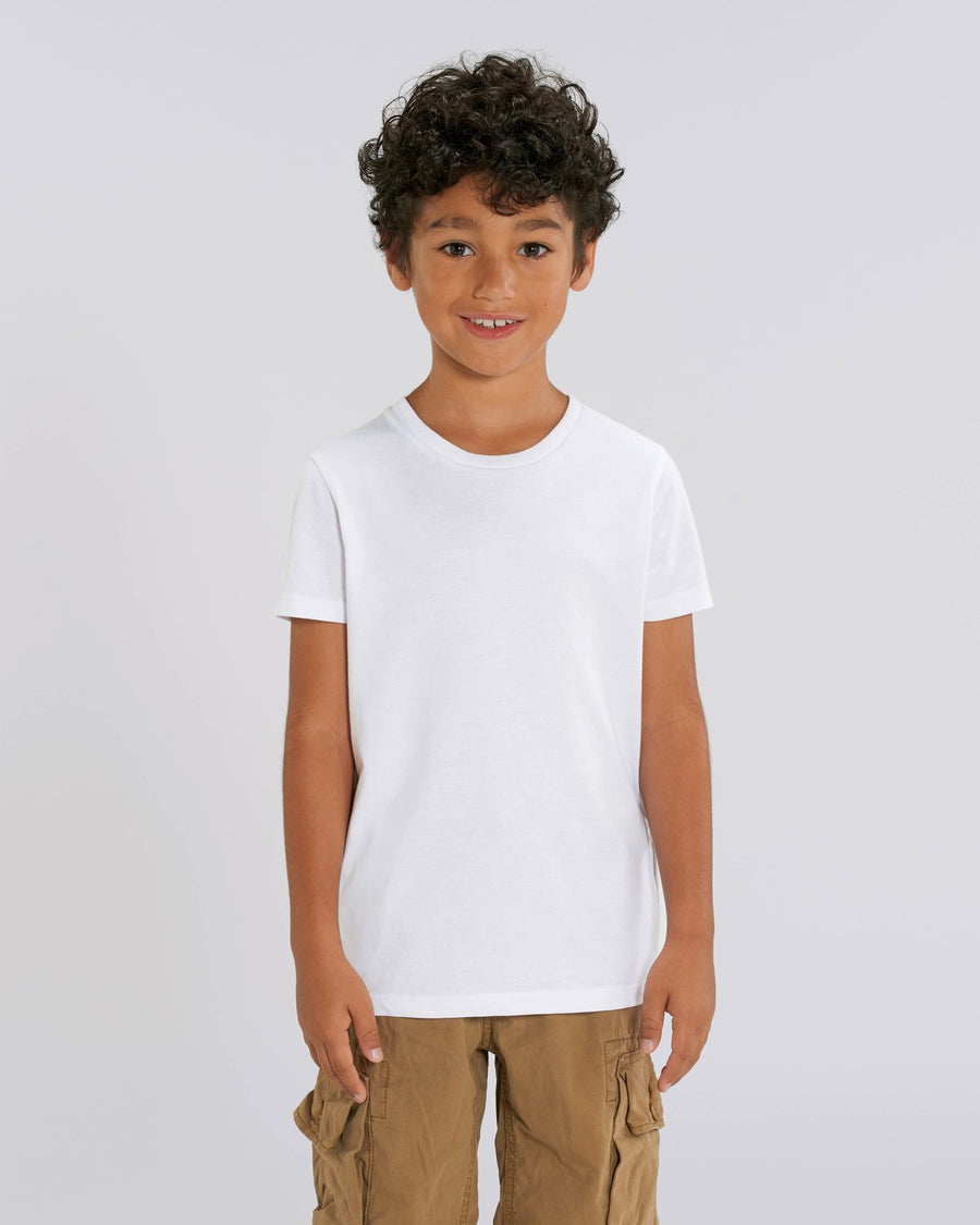 Stanley Stella Mini Creator Kid's T-Shirt White