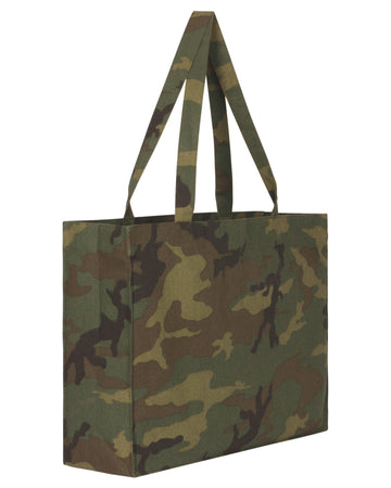 Stanley Stella Woven Shopping Bag All Over Print