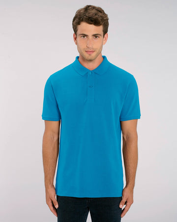 Stanley Stella Dedicator Men's Polo Azur