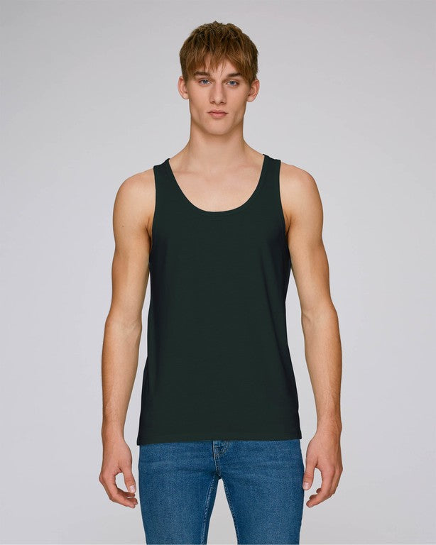 Stanley Stella Runs Men's Tank Top Black