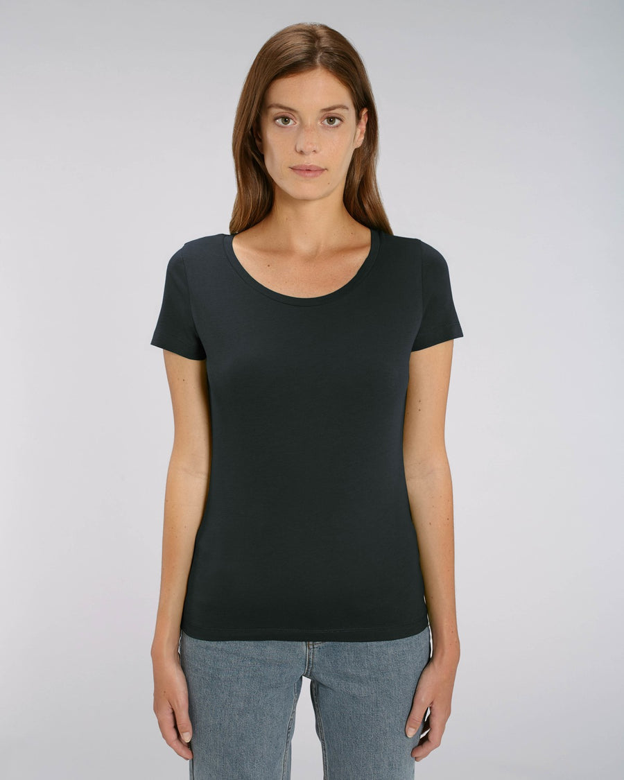 Stanley Stella Lover Women's T-Shirt Black