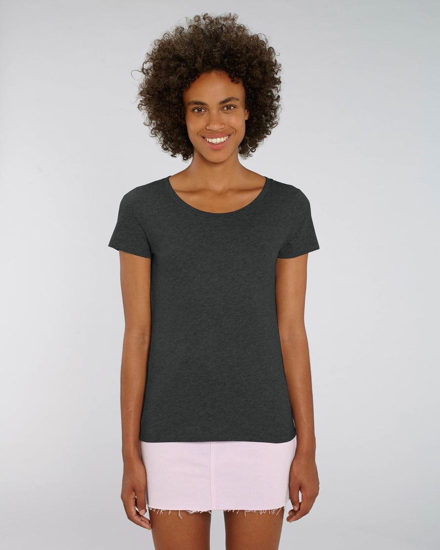 Stanley Stella Lover Women's T-Shirt Dark Heather Grey