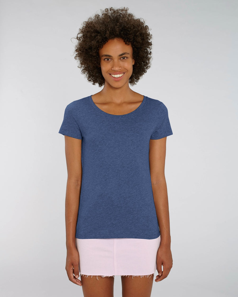 Stanley Stella Lover Women's T-Shirt Dark Heather Indigo