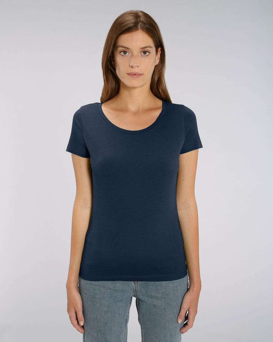 Stanley Stella Lover Women's T-Shirt French Navy