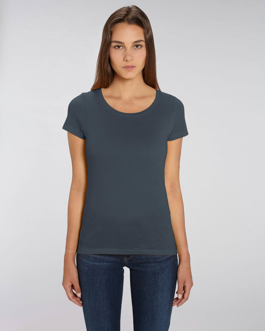 Stanley Stella Lover Women's T-Shirt India Ink Grey