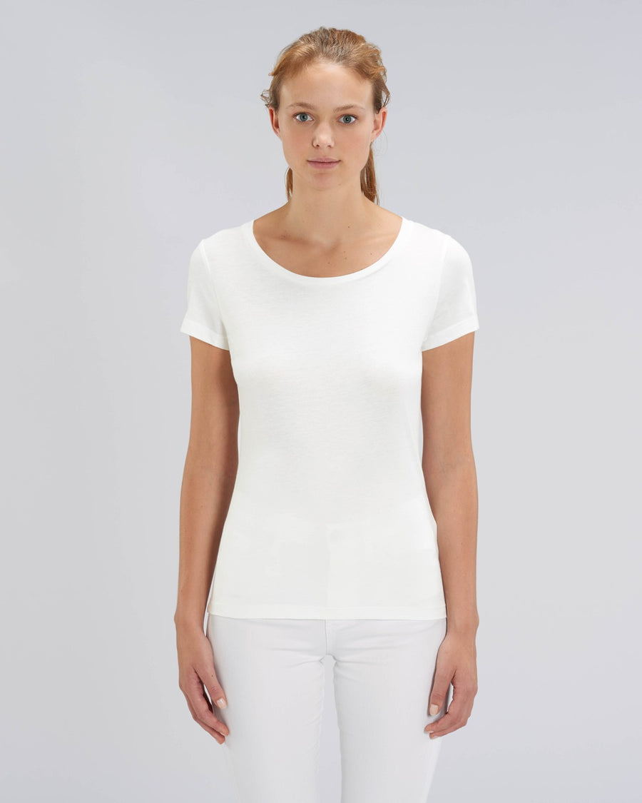 Stanley Stella Lover Women's T-Shirt Off White