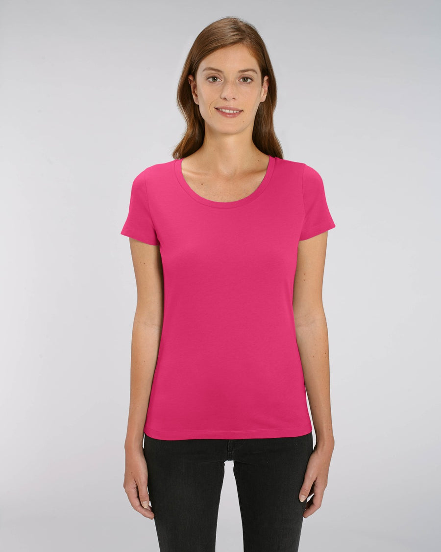 Stanley Stella Lover Women's T-Shirt Raspberry