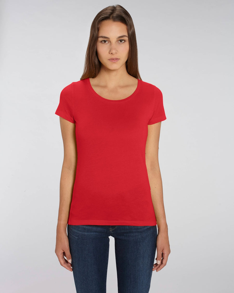 Stanley Stella Lover Women's T-Shirt Red