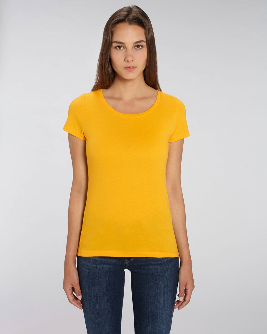 Stanley Stella Lover Women's T-Shirt Spectra Yellow