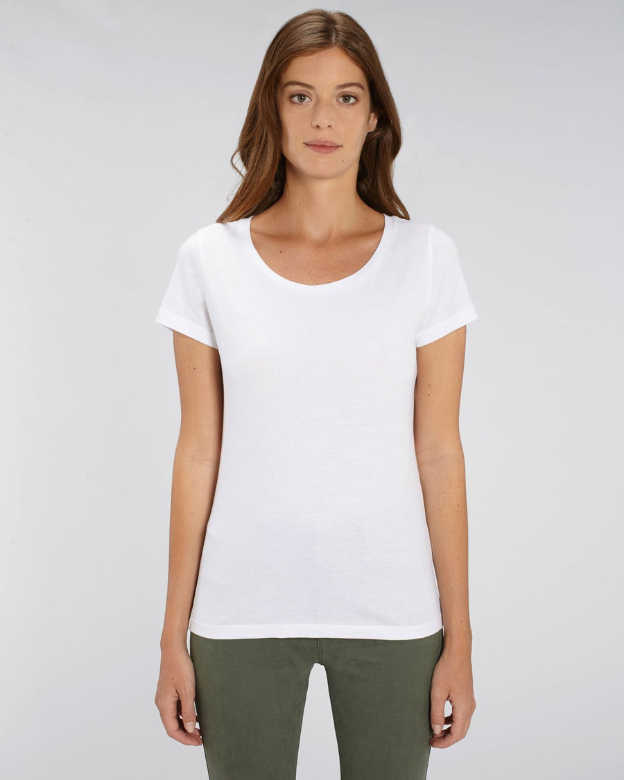 Stanley Stella Lover Women's T-Shirt White