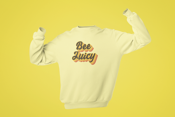 Groovy Juicy Crewneck