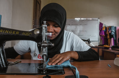 Jalilah: Dressmaker, Mother, Refugee