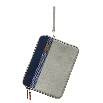 Laptop Sleeve - Blue Ramit