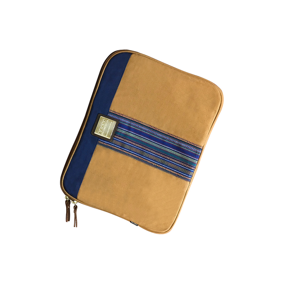 Laptop Sleeve -Blue Sinaluan