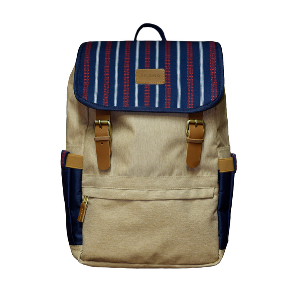 Alumno Dos Backpack - Blue and Red Ramit
