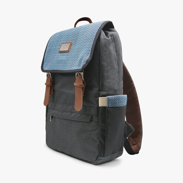 Alumno Dos Backpack - Navy Blue Mata Inabel