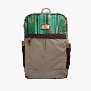 Apuesto Backpack - Green Sinaluan